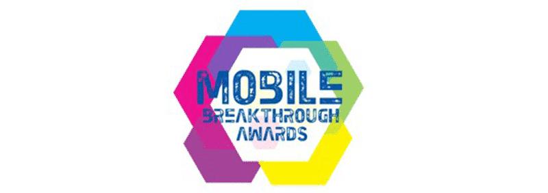 Mobile breakthrough award logo
