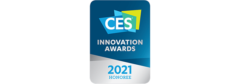 CES Innovation Awards 2021 Honoree